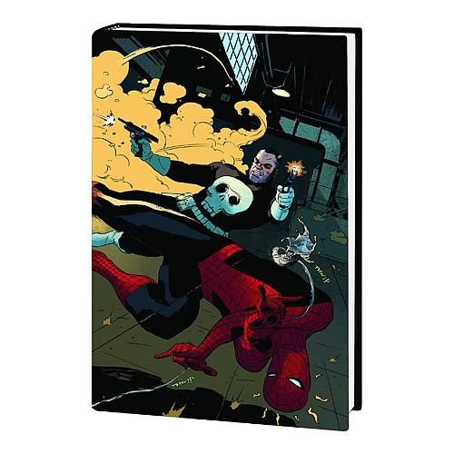 Spider-Man Crime and Punisher Hardcover Graphic Novel