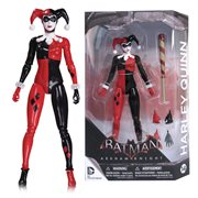 Batman Arkham Knight Harley Quinn Version 2 Action Figure