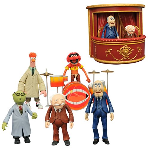 The Muppets Select Action Figures Multi-Pack Series 2 Set