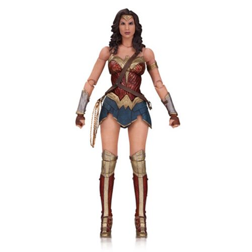 Batman v Superman Wonder Woman Premium Action Figure