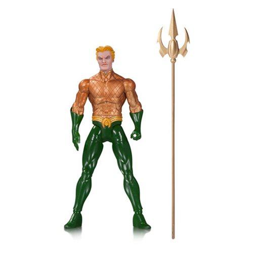 Designer Series Aquaman by Greg Capullo Action Figure