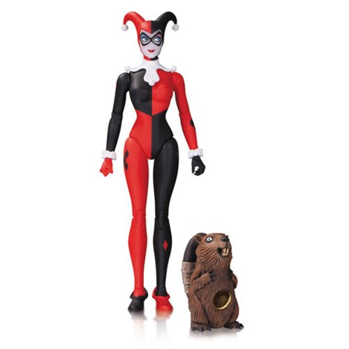 Traditional Harley Quinn by Amanda Conner Action Figure