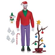 Batman: The Animated Series Christmas Joker Action Figure