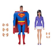 Superman: TAS Superman and Lois Action Figure 2-Pack