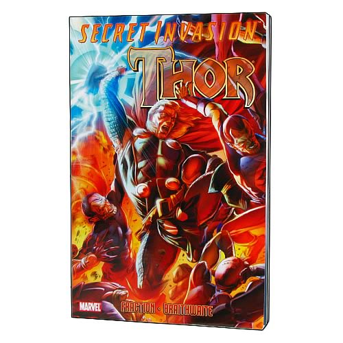 Secret Invasion Thor Graphic Novel