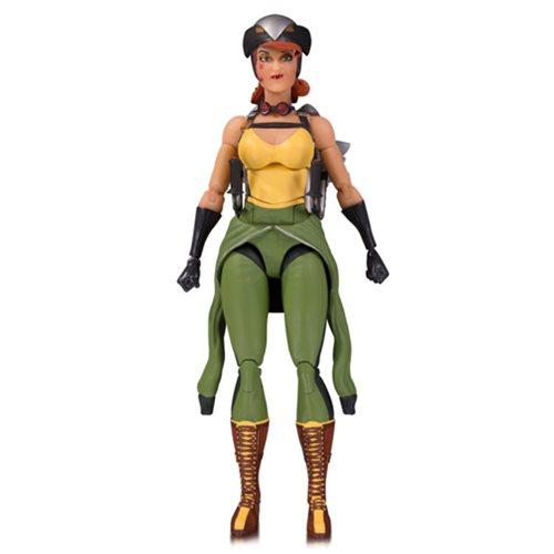 DC Bombshells Hawkgirl Action Figure