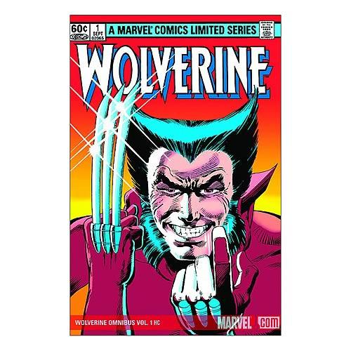 Wolverine Omnibus Volume 1 Hardcover Graphic Novel