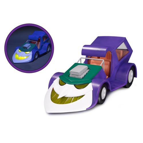 Batman: The Animated Series Jokermobile Vehicle