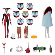 Batman: TAS Harley Quinn Action Figure with Expressions Pack