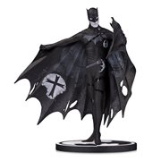 Batman Black and White by Gerard Way Statue