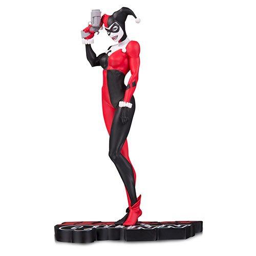 Harley Quinn Red White & Black Harley Quinn by Turner Statue