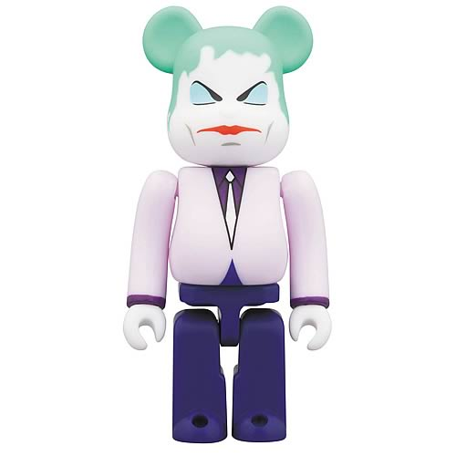 Batman The Dark Knight Returns Joker Bearbrick Mini-Figure