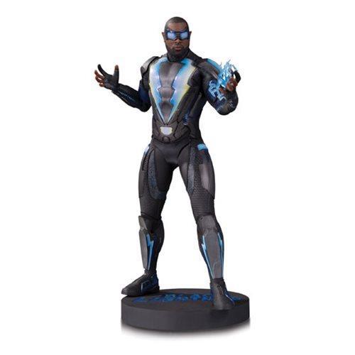 DC TV Black Lightning Statue