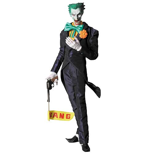 Batman: Hush Joker Real Action Hero Action Figure