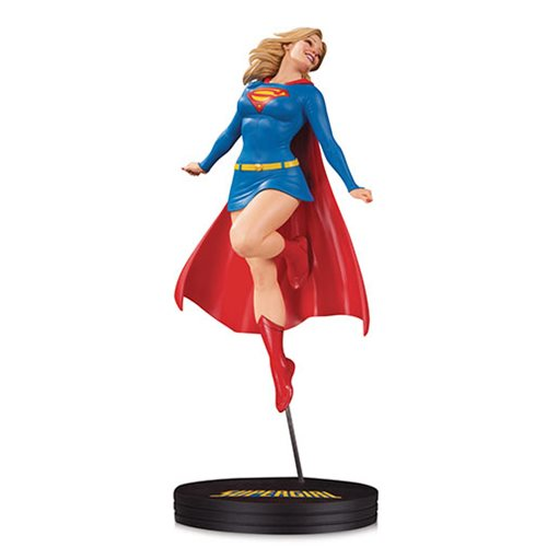 DC Cover Girls Supergirl by Frank Cho Statue