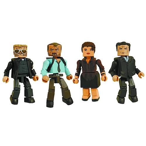 24 Season 2 Minimates Mini-Figures