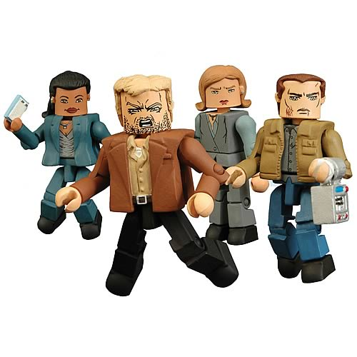 24 Season 3 Minimates Box Set