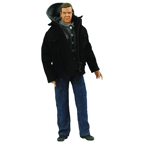 24 3PM Jack Bauer 12-Inch Cloth Figure