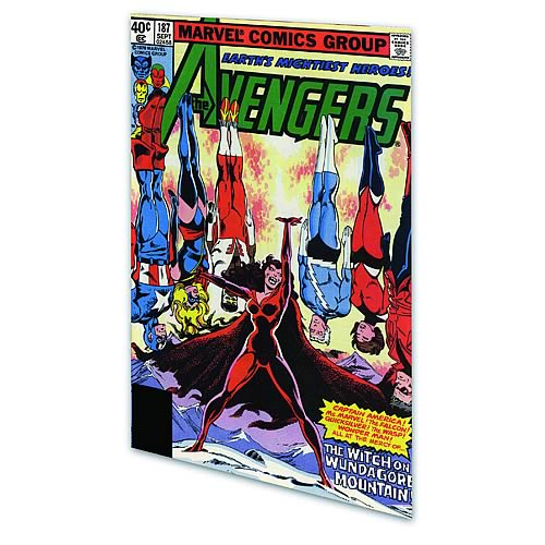 Avengers Knights of Wundagore Graphic Novel