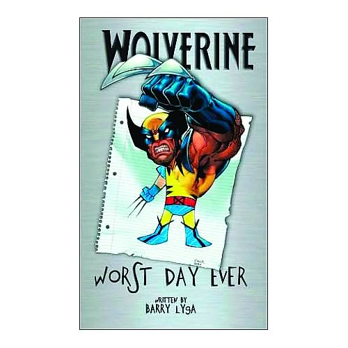 Wolverine In His Own Words Graphic Novel