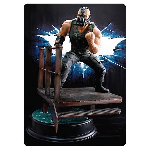 Batman Dark Knight Rises Bane Action Hero Maquette Statue
