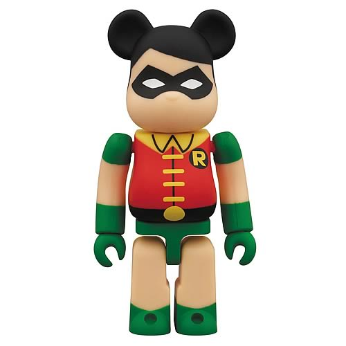 Teen Titans Robin DC Comics Bearbrick Mini-Figure