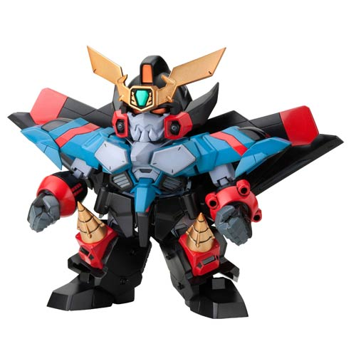 King of Braves GaoFighGar Deformed Style Model Kit