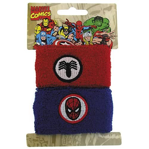 Spider-Man Double Wristband Set