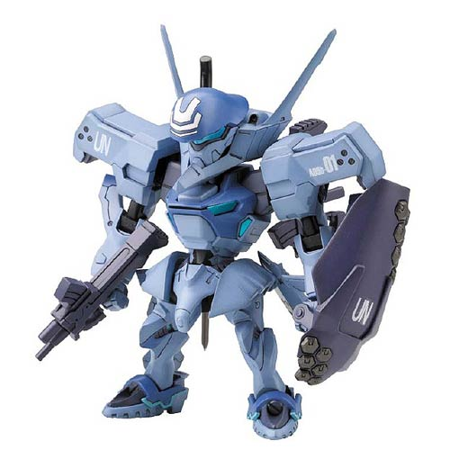 Muv-Luv Alternative Shiranui Storm and Strike Model Kit