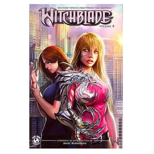 Witchblade Volume 4 Graphic Novel