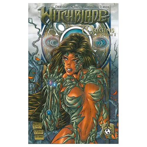 Withcblade Origins Volume 1 Genesis Graphic Novel