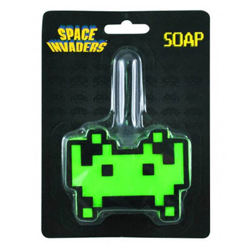 Space Invaders Soap Bar