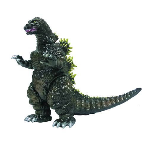 Godzilla 1989 Monster Heaven Softubi Soft Vinyl Figure