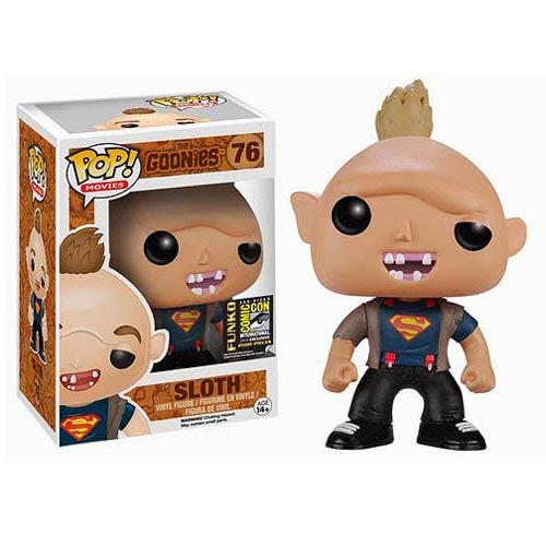 Goonies Superman Sloth Pop! Vinyl Previews Exclusive