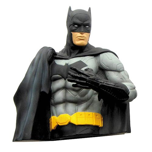 Batman The New 52 Bust Bank