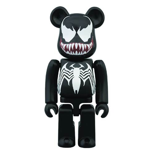 Spider-Man Venom Marvel Bearbrick Mini-Figure