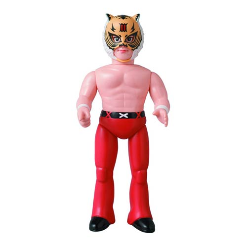 Sofubi Fighting Shodai Tiger Mask World Finals Figure