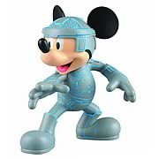 Disney Series 3 Mickey Mouse Tron Action Figure