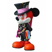 Disney Series 3 Mickey Mouse Mad Hatter Action Figure