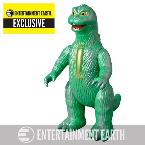 Meet the Lean, Green King of Monsters