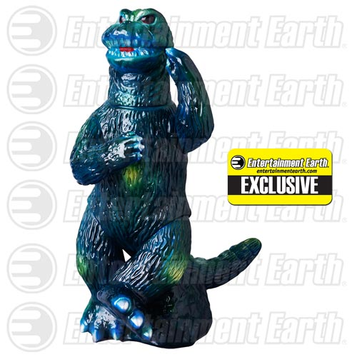 Godzilla Vinyl Wars Shee Godzilla Sofubi Vinyl Figure - Entertainment Earth Exclusive