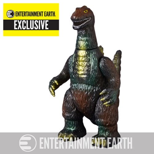 Godzilla Vinyl Wars Classic Image Godzilla Sofubi Vinyl Figure - Entertainment Earth Exclusive