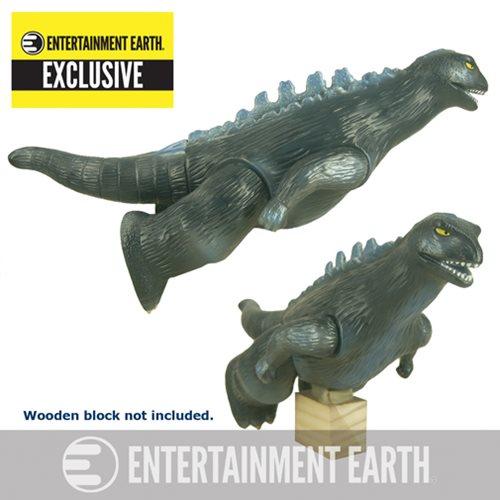 Godzilla Vinyl Wars Godzilla Swimming 1989 Figure EE Ex.