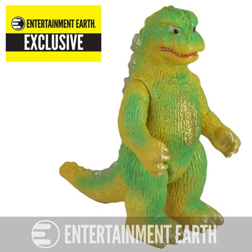 Godzilla Vinyl Wars Godzilla 1974 Sofubi Vinyl Figure - Entertainment Earth Exclusive