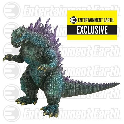 Exclusive Godzilla Figure Is One for the Millennium