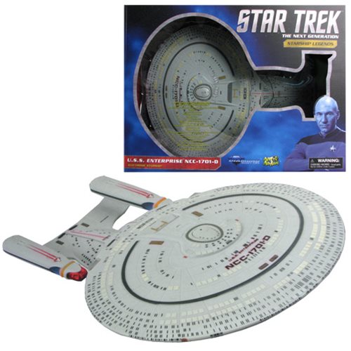 Star Trek The Next Generation USS Enterprise-D Vehicle
