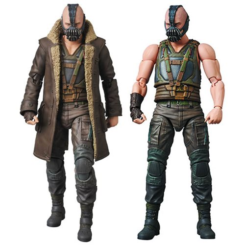 Dark Knight Rises Bane MAFEX Action Figure