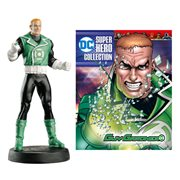 DC Superhero Best Of Guy Gardner Figure with Magazine #44