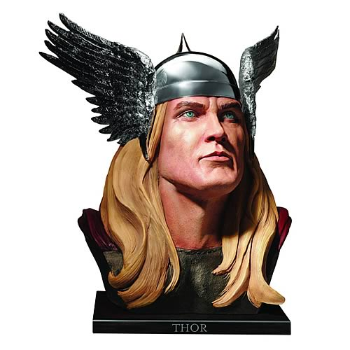 Alex Ross Marvel Thor Bust