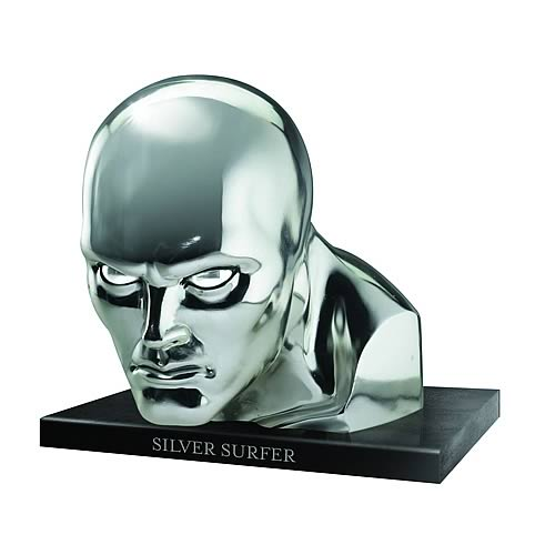 Alex Ross Marvel Silver Surfer Bust